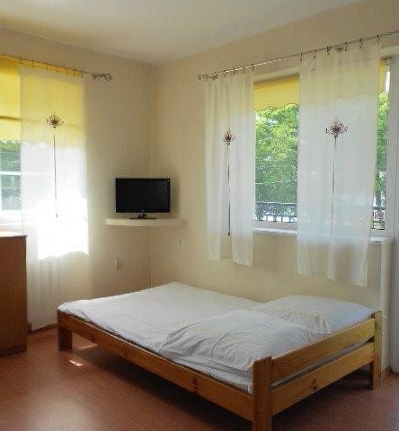 Przykładowy pokój - Pokoje Barabra Dziwnów